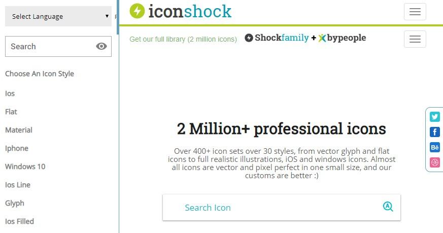 سایت-دانلود-آیکون-Iconshock