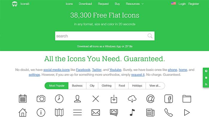 سایت-دانلود-آِیکون-icons8