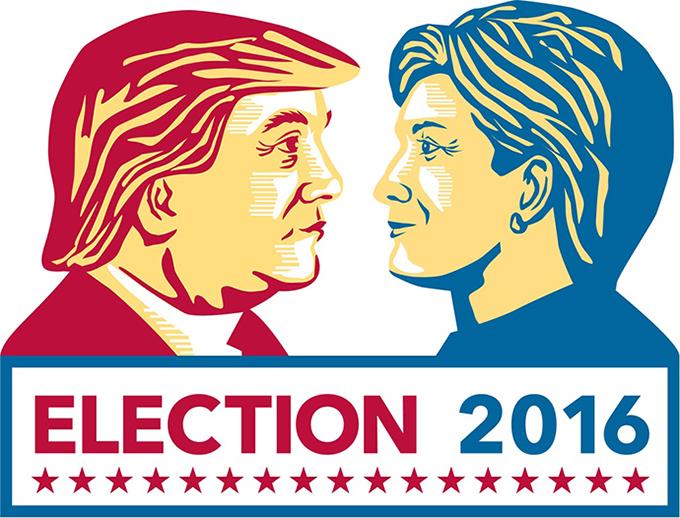 استفاده از بیگ دیتا در انتخابات 2016 آمریکا